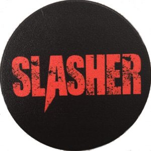 Slasher logo pop socket